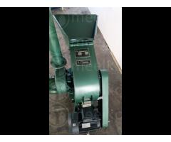 Meelko Molino triturador de biomasa a martillo electricoMKH198B