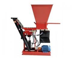 maquina hidraulica 1 cavidad para ladrillo lego