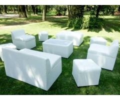 Salas Lounge y Silla Tiffany