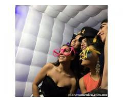 Cabina Fotografica y Salas Lounge