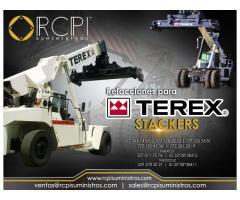 Venta de refacciones para reach stackers Terex