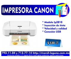 IMPRESORA CANON IP2810