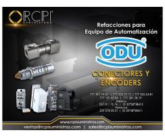 Sistemas de automatización ODU para equipo portuario