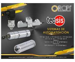 Sistemas de automatización Tecsis para equipos portuario