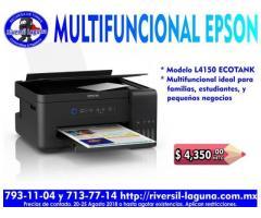 MULTIFUNCIONAL EPSON L4150 ECOTANK