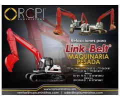 Repuestos para maquinaria pesada LinkBelt