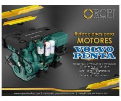 Refacciones para motores Volvo Penta