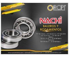 Rodamientos Nachi para grúas industriales