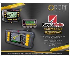Venta de sistemas de seguridad RaycoWylie para grúas industriales