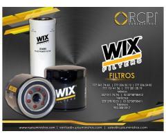 Filtros wix para grúas industriales