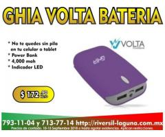 POWER BANK GHIA VOLTA