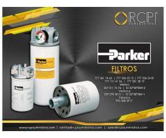 Venta de filtros parker para grúas industriales