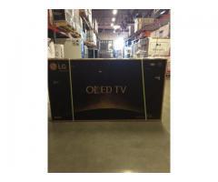 LG OLED55E6P Flat 55-Inch 4K Ultra HD Smart OLED TV