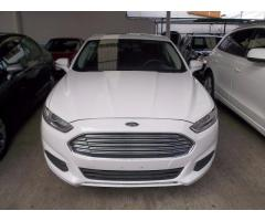 rematamos veiculos Ford Fusion 4p SE Luxury Plus L4 QC Nave