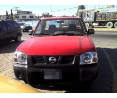 rematamos veiculos Nissan Pick-Up 2P L4 2.4 Man