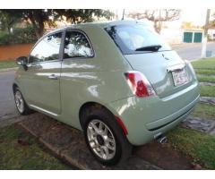 FIAT 500 POP UNICA DUEÑA 26000Km NUEVO