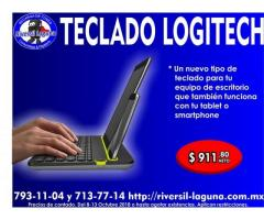 TECLADO INALAMBRICO LOGITECH K480