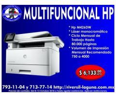 MULTIFUNCIONAL HP M426DW
