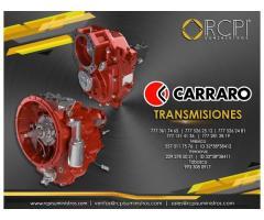 Transmisiones Carraro para grúas industriales