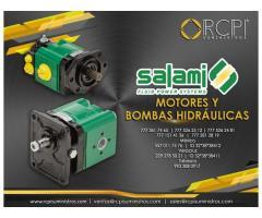 Bombas hidráulicas Salami para grúas industriales