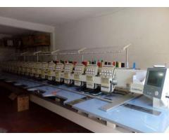 Embtec venta de máquinas bordadoras