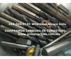 COMRPA VENTA CORTADORES DE CARBURO DE TUNGSTENO EN CDMX