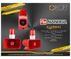 Alarmas y sirenas Nanhua para equipo portuario