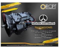 refacciones y transmisiones rockwell