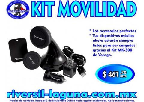 KIT DE MOVILIADA VORAGO MK-300