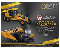 Refacciones para maquinaria pesada Sany