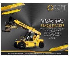 Refacciones para reach stackers Hyster