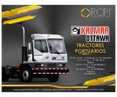 Tractores portuarios Kalmar