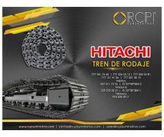 Tren de rodaje Hitachi