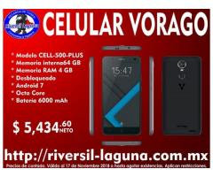 SMARTPHONE VORAGO CELL-500