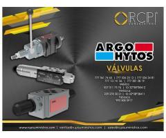 Válvulas Argo Hytos