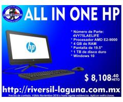 ALL IN ONE HP 4VY75LAELIFE