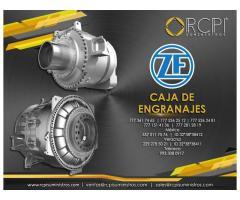 Caja de engranaje ZF para grúas industriales