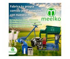 Mini Planta Meelko, comida para cabras