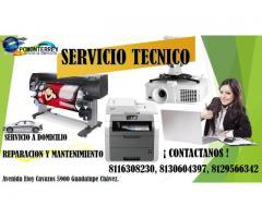 Reparación de impresora