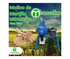 Molino de martillo MKHM158B para trigo