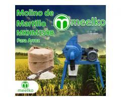 Molino de martillo MKHM158B para arroz