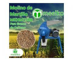 MKHM158B Molino de martillo - granos de centeno