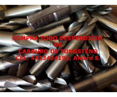 CARBURO de TUNGSTENO compra venta en CELAYA