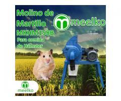 MKHM158B (Molino de martillo) - comida de hámster