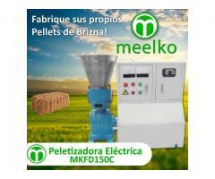 Peletizadora MKFD150C de brizna