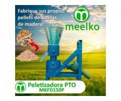Peletizadora MKFD150P astilla de madera