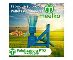 Peletizadora MKFD150P de madera