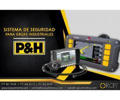 Sistemas de seguridad para grúas P&H