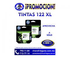 TINTAS 122 XL