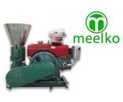 Pellets de brizna - Peletizadora Diesel MKFD200A